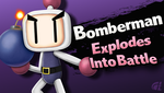 Bomberman Explodes Into Battle by DPghoastmaniac2