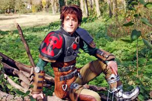 Hiccup Cosplay - How to train your Dragon 2 by AlexanDrake89