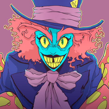 Mad Hatter by Consolee