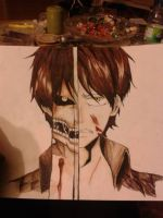 Eren by heythisissarah