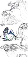 Sketchbet - Pencil Sketches by AbelPhee