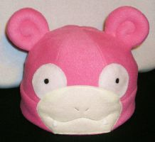 Slowpoke Hat by PyrgusMalvae