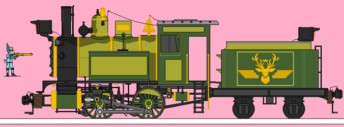 S6 class Imperial shunter by TheRampager