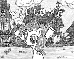 Welcome To Sketchyville by twojaPacha