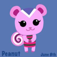 Peanut by GreetingsFromMallow