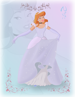 Cinderella Ball Gown by Nippy13