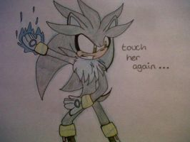 silver the hedgehog by xXRainbowTopHatXx