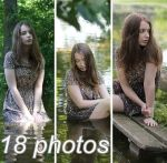 Flood Stock PACK by Malleni-Stock