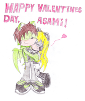Facebook Valentine's Day Picture by CarlostheBat36