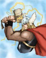 Thor by Oliver Copiel by leonx