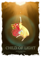 .:Aurora:. The Child of Light by TsukiAnimeGirl
