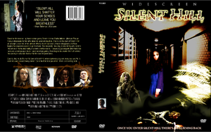 Silent Hill - DVD Case by trickybritt