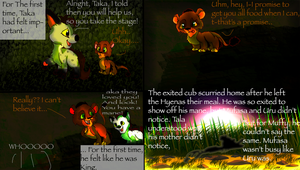 Two Paths One Lion C.1 P.9 by LittleTinyRichHome