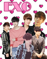 exo png by KpopGurl