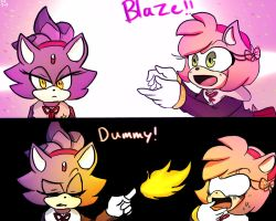 Amy you dummy... by PrincessJey