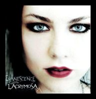 evanescence Lacrymosa cd cover by metal-queeen