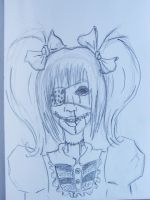 My Betterized Version of Alice. -- Uncolored by ArtisOneofThem