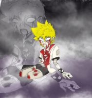 Silent Hill: Roxas by BritishMindslave