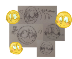 Clock Tower Expressions (sketchdump) by iSkullkid