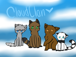 ::CloudClan:: by Fluffuu
