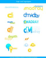 Logo and Logotypes by depthskins