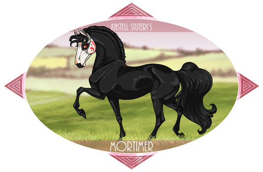 10092 Kastell's Mortimer by Wouv
