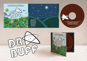 Dr Buff CD Design by Renegade-Hamster