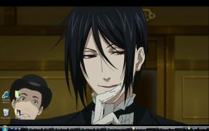 Black Butler II Desktop 1 by naga07