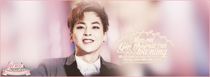 Quotes Xiumin ''Just like loving u''. by GenieDesigner