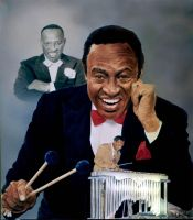 Lionel Hampton by Paluso4art