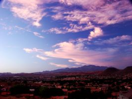 Summer In St. George by Morna