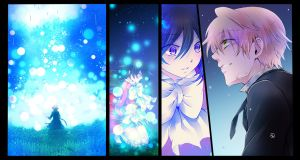 Pandora Hearts. Disappearance by ShionMion