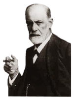 cut out Freud by SolStock