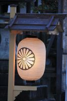Lantern in Kyoto by firenze-design