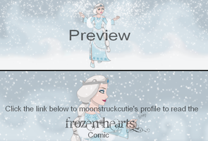 Frozen Hearts Page 1 Preview by CherrySapphire