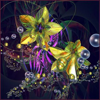 glass Decoration by GLO-HE