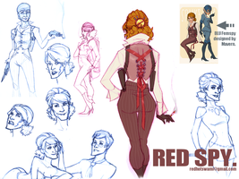 TF2 Genderflips: RED Spy 1 by paisley