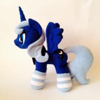 Plush Princess Luna by RufousCat