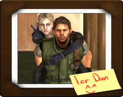 Valenfield for Dan :) by xUmbrellaCo