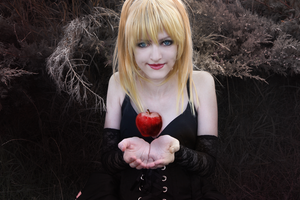 Death Note - Misa Amane by ladylucienne