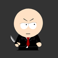 The Hitman by ArcticFront