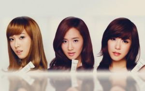 SNSD Dior Wallpaper v2 by ganyonk