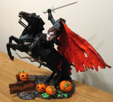 The Headless Horseman 1 by EVysther