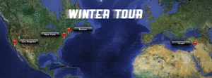 My Winter Tour by eli42291