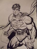 Superman by bmac78