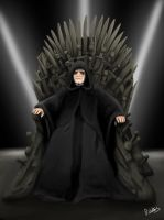 Iron Throne by Dwalters92