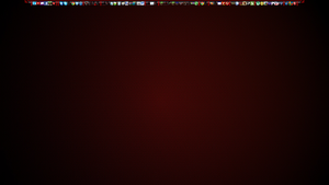 Rocketdock skin: Hud_red-inspired by WordWizzard
