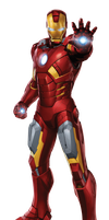Iron Man by steeven7620
