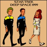 DS99 Sample Art by timelike01