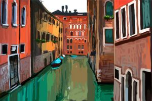 Color Study: Venice by FonteArt